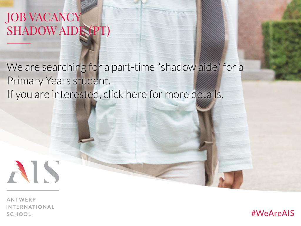 vacancy shadow aide